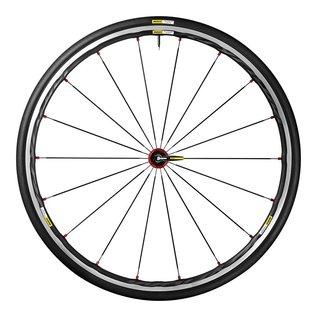 Mavic Mavic 2017 Ksyrium Elite Wheels Shimano 25c Pair Red