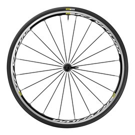 Mavic Mavic 2017 Ksyrium Wheels Shimano 25c Pair Black