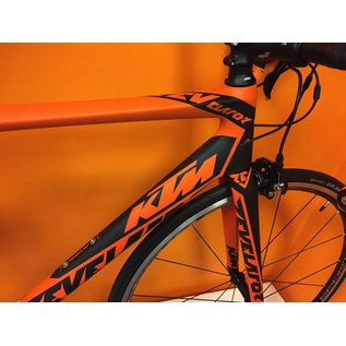 KTM KTM 2017 Revelator 3500 CD Matt Orange/Black 52cm