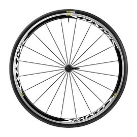 Mavic Mavic 2018 Cosmic Elite Road Wheels UST Tubeless Shimano 25c Tyre Black Pair