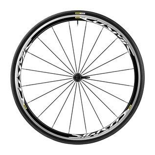 Mavic Mavic 2018 Cosmic Elite Road Wheels UST Tubeless Shimano 25c Tyre Black Pair