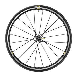 Mavic Mavic 2019 Ksyrium Elite Road Wheels UST Tubeless Shimano 25c Tyre Graphite Black Pair
