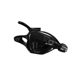 SRAM SRAM X01 11 Speed Shifter with Discrete Clamp Black