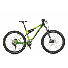 "KTM KTM Kapoho 27+ 273 Matt Green/Black 21"" *Sale*"