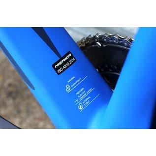 Merida Merida 2017 Reacto 6000 Blue/Lime (L) 56cm *SUPER SALE*LAST ONE*