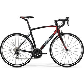 Merida Merida 2017 Ride 4000 Carbon Black/Grey/Red 54cm