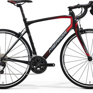 Merida Merida 2017 Ride 4000 Carbon Black/Grey/Red 54cm