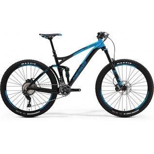 "Merida Merida 2017 One-Forty 700 17"" Black/Blue"