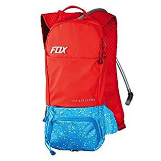 Fox Fox Fox Oasis Hydration Pack Red