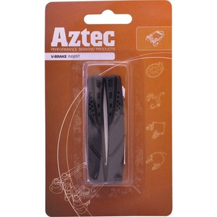 Aztec Aztec V-Brake Block Replacement Inserts X1 Pair