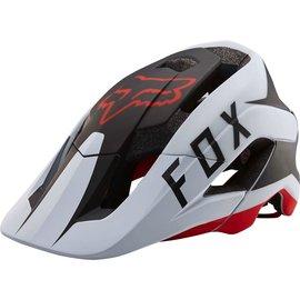 Fox Fox SP17 Metah Flow Helmet White/Black/Red