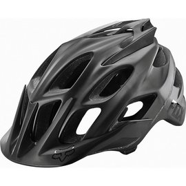Fox Fox FA17 Flux Helmet Matt Black