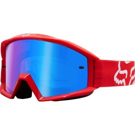 Fox Fox FA17 Main Race Goggle Red