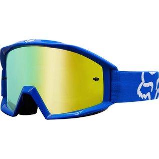 Fox Fox SP18 Main Race Goggle Blue