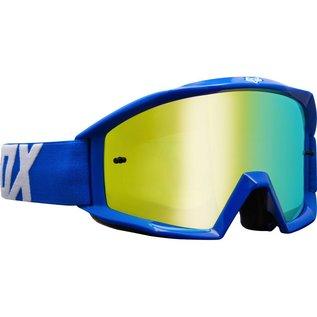 Fox Fox FA17 Main Race Goggle Blue