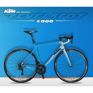 KTM KTM 2017 Revelator 4000 CD Marseille Blue/White 52cm