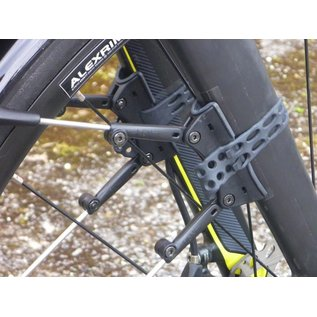SKS SKS Race Blade Pro XL Mudguard Set Black