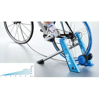 Tacx Tacx Blue Matic Folding Magnetic Turbo Trainer