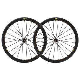 Mavic Mavic Allroad Elite Disc Gravel Bike Wheels Centre Lock 12x142 Shimano 40c Tyre Pair