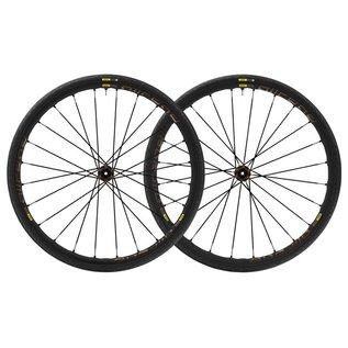 Mavic Mavic Allroad Elite Disc Gravel Bike Wheels Centre Lock 12x142 Shimano 40c Tyre Pair
