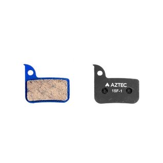 Aztec Aztec Organic Disc Brake Pads For Sram Red/Level & SRAM HYdraulic Road Discs ORGANIC
