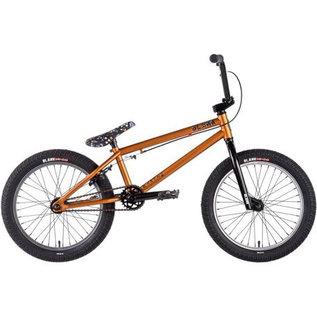 "Blank BMX Blank Hustla 18""BMX Bike Glitter Gold"