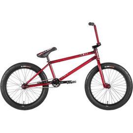 Blank BMX Blank Diablo BMX Bike Matte Trans Red