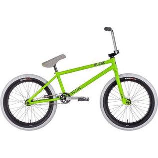 Blank BMX Blank Icon BMX Bike Matte Lime Green