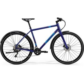 Merida Merida 2018 Crossway Urban 500 Hybrid City Bike