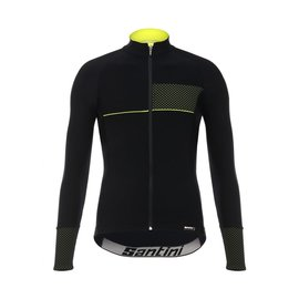 Santini SANTINI VEGA 2.0 AQUAZERO LONG SLEEVE THERMOFLEECE JERSEY