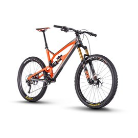 NukeProof Nukeproof 2018 275 Mega Carbon Factory Full Suspension MTB