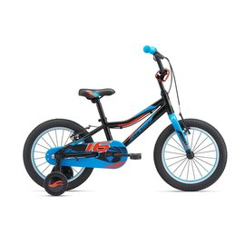 "Giant Giant 2018 Animator 16"" Kids Bike Black"