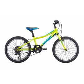"Giant Giant 2018 XTC Jr 20"" Lite Kids Bike Yellow"