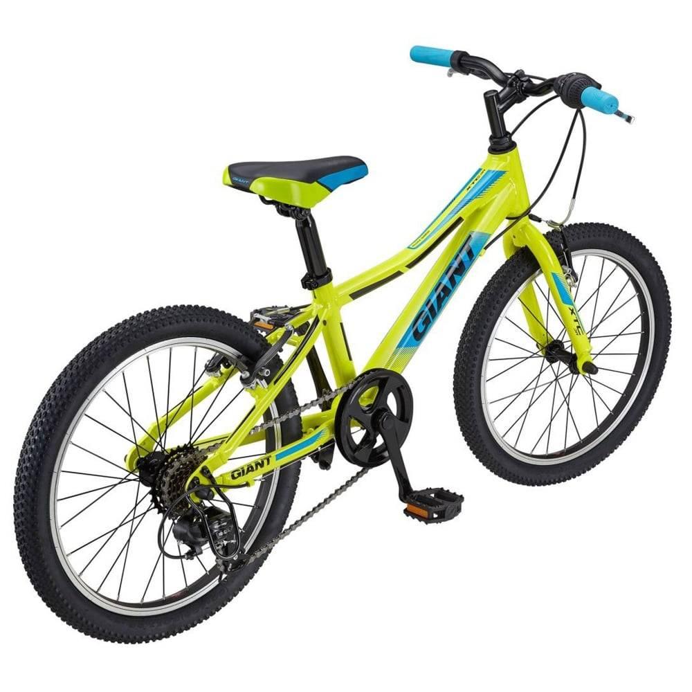 "Giant Giant 2018 XTC Jr 20"" Lite Kids Bike Yellow - 2 Wheels Only"