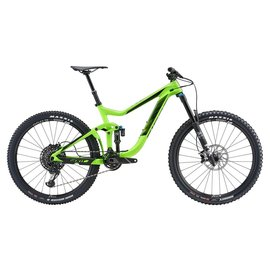 Giant Giant 2018 Reign Advanced 1 Full Suspension Mountain Bike