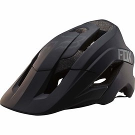 Fox Fox FA18 Metah Solids Helmet Matt Black