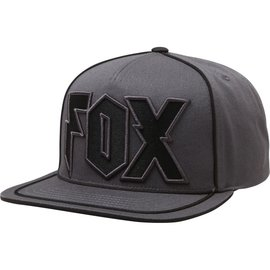 Fox Fox SP18 Faction Snapback Hat Charcoal