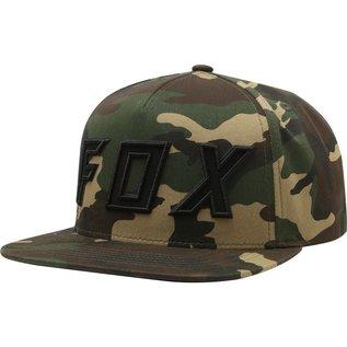 Fox Fox SP18 Posessed Snapback Hat Camo