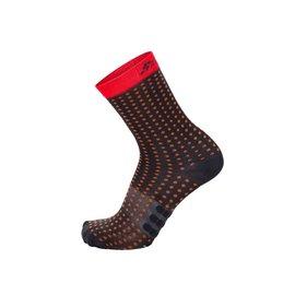 Santini Santini Tono 2 Medium Profile QSkin Sock