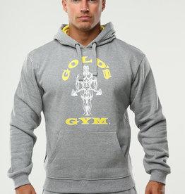 Gold's Gym Muscle Joe hoodie - grey marl