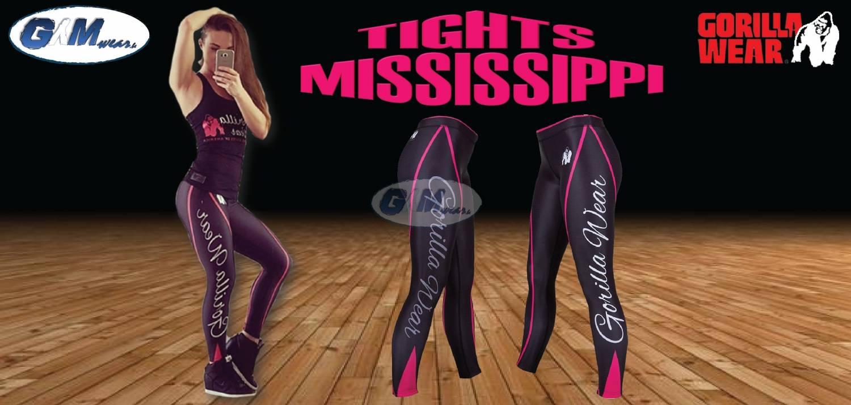 Gorilla Wear Tights Mississippi