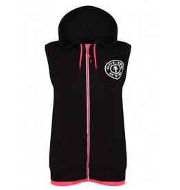 Gold's Gym Muscle Joe sleeveless hoodie - Black