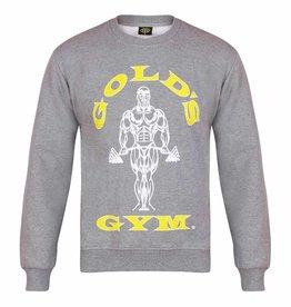 Gold's Gym Muscle Joe sweater - Grey marl
