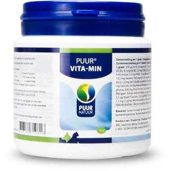 PUUR PUUR Vitaminen en Mineralen / Vita-min