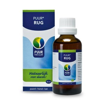 PUUR PUUR Rug / Dorsal 50 ml