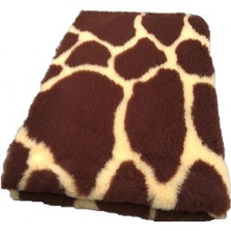 Vet bed Engelse kwaliteit Vetbed Animal Giraffe