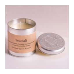 St Eval St Eval Sea Salt, Geurkaars in Blikje