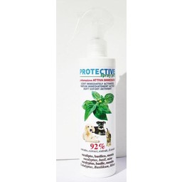 Officinalis Protective spray Basilicum