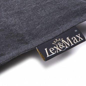 Lex & Max 100 x 70 cm Gewassen Canvas