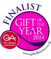 St Eval Gift of the Year Logo